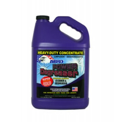 ABRO HEAVY DUTY POWER DEGREASER 4L