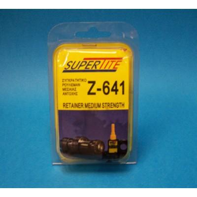 SUPERTITE Z-641 Συγκρατητικό Ρουλεμάν 10 ml